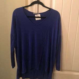 Size medium oversized tunic.